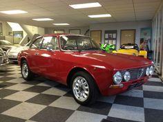 1975 Alfa Romeo GT Junior 1600 (GTA style)