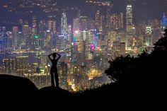 My Hong Kong view Photo by Julia Wimmerlin — National Geographic Your Shot