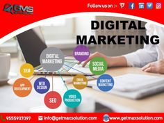 Get Max Solution, the leading result oriented Digital Marketing Company in India & USA, offers Professional Digital Marketing services, call Digital Marketing Strategy, Digital Marketing Services, Social Media Marketing, Marketing Strategies, Business Branding, Business Marketing, Seo Consultant, Competitor Analysis, Best Wordpress Themes