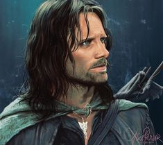 Aragorn the real VIP procreate & iPad Pro. Ive been hacking away at this in the evenings while watching tv and its helped keep my mind sane with all the madness in the world right now. Aragorn, Lotr, Ipad Pro, Vip, Alice, Hobbit, Madness, Fanart, Instagram