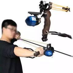 Adult Powerful Target Shooting Slingshot with Folding Wrist Catapult Professional Hunter Hunting Fishing Sling Shot http://myglobenet.com  #fishing #fishingrod #fishnets #fishingfun #fishing #fishingboat #myinstagram
