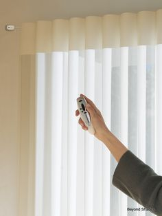 Luminettes Are A Great Alternative To Vertical Blinds For Sliding Gl Doors And Large Windows