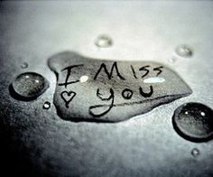 .miss you