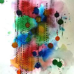 #thisiswhatido #thisishowidoit #photoink #pen #art #painting #designer #colorful #hobby