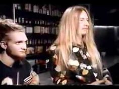 Alice in Chains - Video Sheet Metal Interview 91 - YouTube