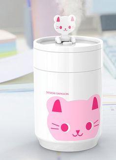 BestFire Coffee Cup Shape USB Air Mist Ultrasonic USB Humidifier Perfect for Office Desktop (Cat BestFire® http://www.amazon.com/dp/B016W2SVPU/ref=cm_sw_r_pi_dp_-ED5wb0ZJ617E