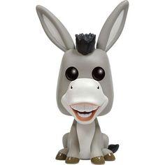 shrek donkey pop vinyl figur 279 - Shrek Ane