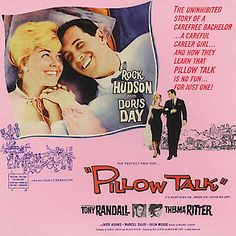 """""""Pillow Talk"""" (1959).  Music from the movie soundtrack.  This is a 1996 Bear Family release."""