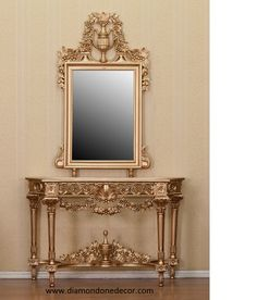 Rococo cabinet the heavy embellishment and gold almost for Floor mirror italian baroque rococo style in lacquer finish