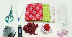 Como hacer un matero, maceta o florero paso a paso       Mira quefácilyrápidode hacer, solo necesitas ganas y un pocod...