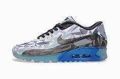 "Nike Air Max 90 Ice ""Wolf Grey"""