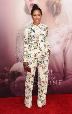 Actress June Ambrose attends 'The Age of Adaline' premiere at AMC. News Photo Star Fashion, Love Fashion, Womens Fashion, Emo Fashion, Spring Fashion, Fashion Ideas, Girl Fashion, June Ambrose, Modest Fashion