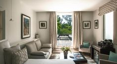Junior Suite | Hôtel Le Pigonnet Aix En Provence, Junior, Gallery Wall, Room, Furniture, Home Decor, Vanity Tray, Bedroom Nook, Sitting Area