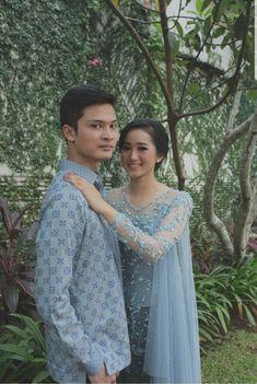 Kebaya Lace, Kebaya Brokat, Dress Brokat, Kebaya Dress, Batik Kebaya, Batik Dress, Lace Dress, Kebaya Modern Hijab, Batik Couple