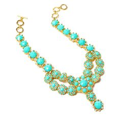 Amrita Singh | Crystal Shelter Island Necklace - Fashion Jewelry Necklaces