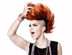 Eva Simons i like your hair so much