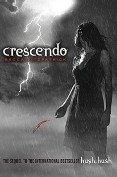 Crescendo (The Hush, Hush Saga Book 2) by Becca Fitzpatrick