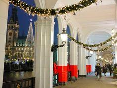 Seit Montag, den 21.11.2011 sind die Weihnachtsmärkte in der Innenstadt eröffnet.