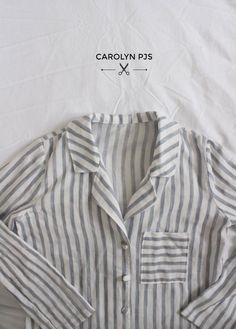 Carolyn Pajamas by Tilly & the Buttons