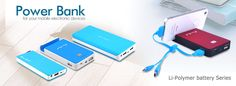 A new power bank, only takes 15 minutes to fully charge a Smartphone.A mobile accessory manufacturer turned a few heads at the Consumer Electronics Show with a new external battery charger