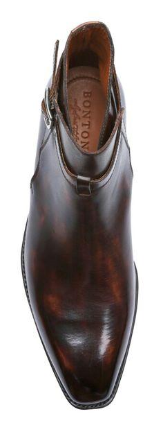 BONTONI. A boot designed for men, I like it for me, too.