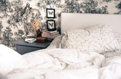 live a lot: UNMADE BED