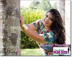 Candidata: Kyanne Theylline (Curitiba / Paraná)