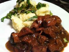 Recipe Shed: Classics with a Twist: Beef, Mushroom & Guinness Stew