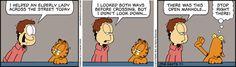 Garfield for 7/1/2014 | Garfield | Comics | ArcaMax Publishing