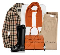 """""""Duffle Coat & Riding Boots"""" by amber-1991 ❤ liked on Polyvore featuring Daks, Oasis, Le Mont St. Michel, AG Adriano Goldschmied, Dasein, Tory Burch, FOSSIL, Vince Camuto, women's clothing and women"""