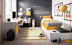 diseño de interiores habitaciones de adolescentes - Buscar con Google