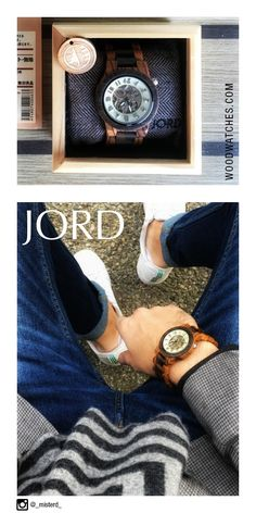 The synchronized style your man seeks is found in the Dover Zebrawood and Cream by JORD Wood Watches. A truly unique timepiece, the Dover is a perfect gift this holiday season.   Find the whole collection at www.woodwatches.com