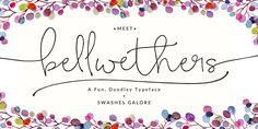 Bellwethers - Webfont & Desktop font « MyFonts