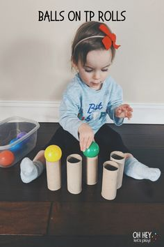 Activities For 5 Year Olds, Motor Skills Activities, Toddler Learning Activities, Montessori Toddler, Montessori Activities, Infant Activities, Learning Skills, 2 Year Olds, Thing 1