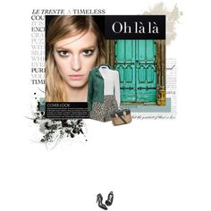 """""""Look for an ordinary working day :)"""" by black-rose-oara on Polyvore"""