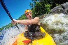 Whitewater Kayaking in New England
