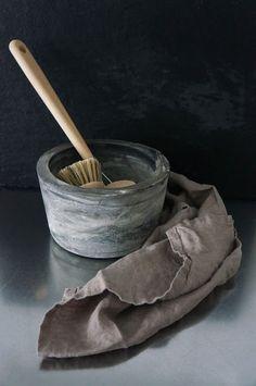 basteln malen kuchen backen: Beton im Marmor Look