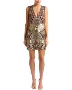 You need to see this alice + olivia Embellished Mini Kaftan Dress on Rue La La.  Get in and shop (quickly!): https://www.ruelala.com/boutique/product/103598/33338877?inv=syoung24&aid=6191