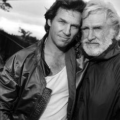 Jeff and Lloyd Bridges