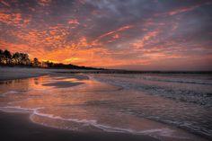 Photograph sunset on the beach by Anke Kneifel on 500px