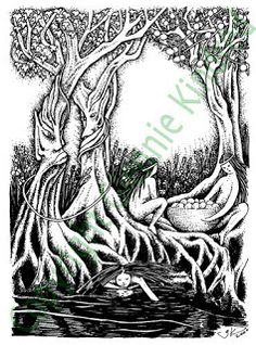 Kitchen Witch School of Natural Witchery Wicca, Magick, Witch School, Kitchen Witch, Do Love, Herbs, Natural, Blessed, Art