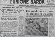 SCRIVOQUANDOVOGLIO: L'UNIONE SARDA (30/06/1982)