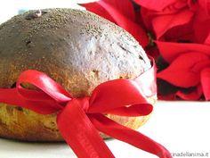 Pane delle feste: arancia, datteri e noci