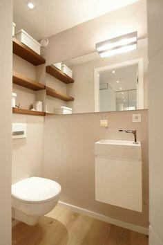 Wohnung K: moderne Badezimmer von stylingroom