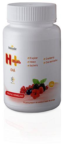 O H+ Chá de Frutas Vermelhas possui ação diurética e antioxidante que ajuda a combater os radicais livres. Sem corante, sem conservante. ZERO AÇUCAR HIBISCO GOJI BERRY CRAN BERRY CHÁ VERMELHO RENDE 60 PORÇÕES! Consuma quente ou frio! RÁPI...