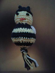Bee  #crochet #haken