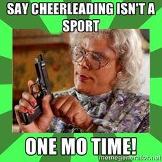 cheerleading memes - Google Search