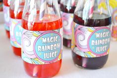 Rainbow Unicorn Birthday Party Ideas   Photo 1 of 19   Catch My Party