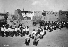 Image detail for -Laguna Pueblo dance