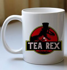 The images are made by Sublimation Technique in hard white ceramic material, gloss finish vivid colors with high quality inks, images are scratch resistance and do not fade. All orders are carefully p Jurassic Park Funny, Clever Girl Jurassic Park, Jurassic Park World, Harry Potter Fandom, Harry Potter Memes, Jurrassic Park, Childhood Movies, Movie Facts, Cute Mugs